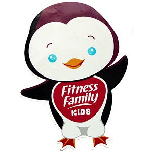 Наклейки Fitness Family Kids.  №2
